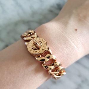 Marc By Marc Jacob Rose Gold Bracelet